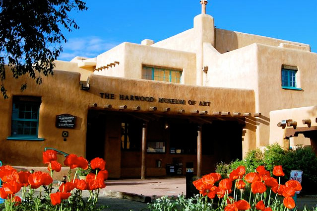 Harwood Museum Of Art, Taos